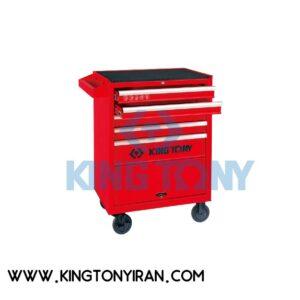 جعبه-ابزار-چرخدار-کینگ-تونی-5-کشوی