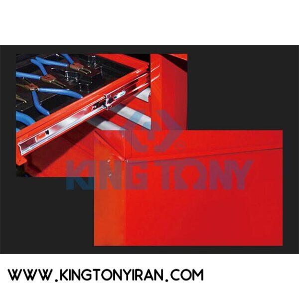 جعبه-ابزار-چرخدار-۳کشو-کینگ-تونی