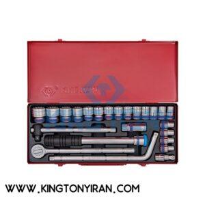 جعبه-بکس-۱۲--درایو-۲۴--عددی-میلیمتری-----کینگ-تونی