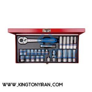 جعبه-بکس-۳۸--درایو-۲۶-عددی-اينچي---کینگ-تونی-مدل-3027SR