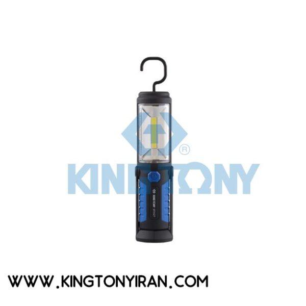 چراغ--شارژي-COB--.-LED