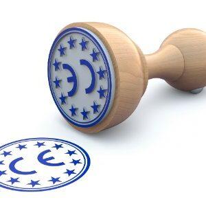 گواهینامه استاندارد اتحادیه اروپا CR